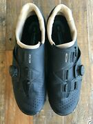 Shimano Xc3 Womens Mountain Bike Shoes - Black Size 9.5 42 - Excellent Cond.