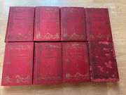 Lot Of 8 Books - The Christian Herald 1895 - Capital Stories, American Citizens
