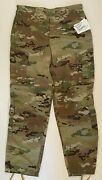 Multicam Ocp Army Combat Pants Flame Resistant Large Long Nwt Insect Repellent