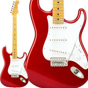 History Hl Sv/m Candy Apple Red Electric Guitar