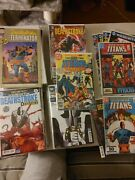 Deathstroke Collection New Teen Titans 2 1991 Full Run And More