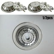 Sink Strainers Home Improvement Home Plumbing Kitchen Replacecment New