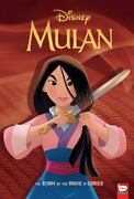 Disney Mulan The Story Of The Movie In Comics