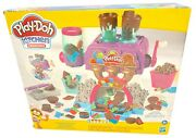 Play-doh Kitchen Creations Candy Delight Playset 2oz-5cans-compounds Non Toxic
