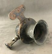 Klaxton Commercial Vehicle Car Truck Lorry Hand Operated Horn Hooter Siren