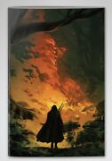 The Witcher Witch's Lament 1 Variant Comic Bundle Comic + Lithograph Print