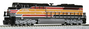 Kato N Sd70ace Union Pacific Heritage Models Winter 2022 Release