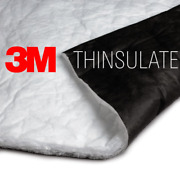 3m Thinsulate Sm600l Acoustic Thermal Insulation For Van Vanlife 60in X 30ft