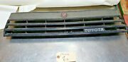 83-85 Toyota Celica Gt Gts Grille Grill Front Emblem Radiator Cover Oem Used 84