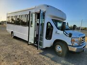 2017 Ford Econoline Starcraft E450 Shuttle Bus Only 6000miles