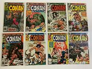 Conan The Barbarian Lot 30 Different From 103-149 6.0 Fn 1979-83