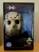 Jason X Exclusive Sideshow 12 1/6 Figure Rare Misb Friday The 13th Voorhees