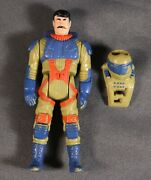 1986 Kenner M.a.s.k. Mask Firefly Driver Julio Lopez Complete W/ Streamer Mask