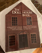 The Doll House Book Minature Mansions Cozy Castles Furnishings Hc Finnegan Vg
