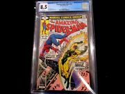 Amazing Spiderman 193 - Cgc 8.5 - Human Fly Appearance