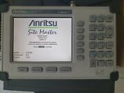 Anritsu S331d Site Master Cable And Antenna Analyzer Sitemaster S331 With Cal Kit