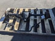 1986-1993 Ford Mustang Gt Lx 5.0l Rear Axle 8.8 Ring Gear Drum Brakes Oem