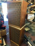 Vintage Pioneer Cs-63dx Speakers Great Condition Condition For There Age. 1973