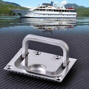 Boat Boat Parts Hatch Locker 316 Stainless Steel Cabinet Lift Pull Handle