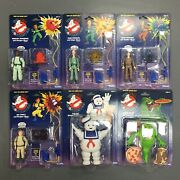 Hasbro Kenner Classics 2020 The Real Ghostbusters Complete Set Slimer Stay Puft
