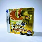 Pokemon Heartgold Ds 2010 Complete With Pokewalker