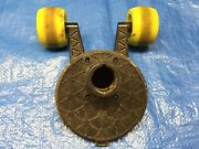 Morf Board Front Trucks And Wheels Only For Morfboard Skateboard