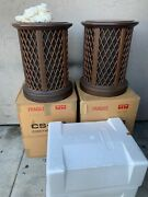 Vintage Pioneer Cs-06 Ommidirectional End Table Speakers Classic With Boxes