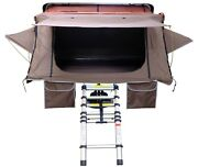 Takao Xl Hardshell Roof Top Camp Tent For Cars Trucks Suvs Fits 4 Person