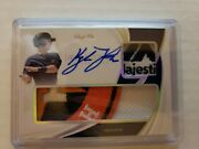 2019 Immaculate Autograph Dual Relic Kyle Tucker Rc, S/n 1/1