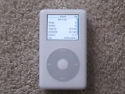 Apple Ipod 60gb Player-collectors Item From 2001-windows Format-pre Owned