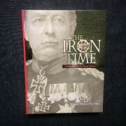 Gorgeous Iron Cross 1000 Points Germany Crest Decoration Books The Time History