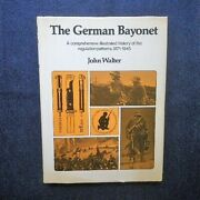 German Army Bayonet Books The Nazi Germany Third Reich Hitler/military Weapon