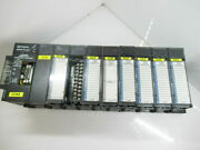 Ge Fanuc W/ Power Supp10-slot W/high-speed W/cpu Moduleused Tested