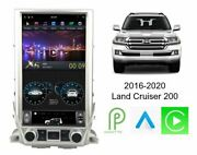 Android 9 16 Gps Bluetooth Nav System For Toyota Landcruiser 200 Gxl 2015+