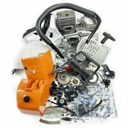 Complete Repair Parts Compatible With Stihl Ms880 088 Engine Motor Crankcase