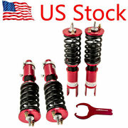 Coilover Suspension Kits For Honda Civic 92-00 Shock Absobers Adjustable Height