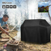 Bbq Covers Heavy Duty Waterproof Patio Barbecue Gas Smoker Grill Garden Ch