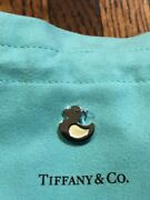 New Genuine And Co. Lucky Duck Charm Rare Retired Ducky W/ Box Pouch Card