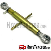 3-point Hitch Top Link For Kubota And Iseki Tractors, Hard To Find Length, 9 Body