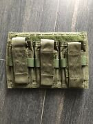 Paraclete Pre Msa Triple Mag Pouch Cag Delta Force Seal Nsw
