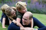 British Royal Family Glossy Poster Picture Photo Banner Print Cambridge 6932