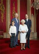British Royal Family Glossy Poster Picture Photo Banner Print Generations 6933
