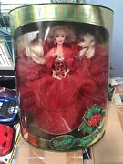 Happy Holidays Special Edition 1993 Barbie Doll Rare
