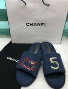Pharrell Capsule Collection Terry Slippers Slides Size-l