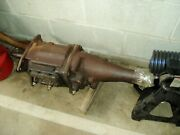 1965 Falcon Comet 4 Speed Borg Warner T10 Transmission Used