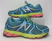 Women's New Balance 580v4 Running Shoes Sneakers Size 10 D Wide Us Light Blue