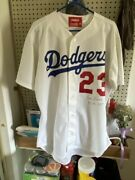 Rare Authentic Dodgers Jersey