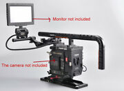 Tilta Esr-t02-c Cage Rig Kit Dovetail Plate And Rel-02 Cable For Red Dsmc2 Camera