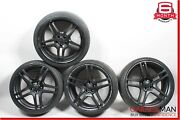 Mercedes S550 S600 S65 Cl550 Staggered Wheel Tire Rims Set Of 4 Pc R20 8.5x20