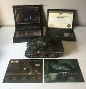 Unimax Forces Of Valor 116 U.s. M4a3 Sherman Tank - Limited Edition - D-day